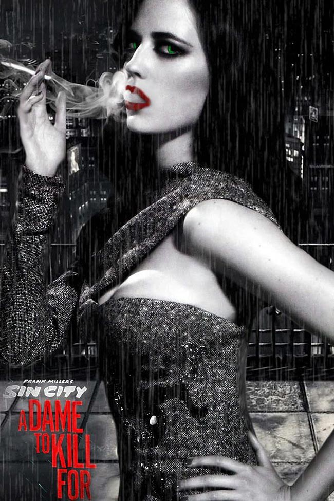 Sin City 2: A Dame to Kill For poster